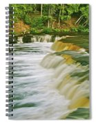 Lower Tahquamenon 6200 Spiral Notebook