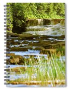 Lower Tahquamenon Falls 6128 Spiral Notebook