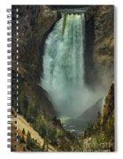 Lower Waterfalls Spiral Notebook