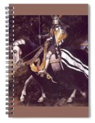 lrs Lee Alan Proud Oneofthe Clearing Alan Lee Spiral Notebook