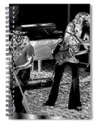 Ls #40 Enhanced Spiral Notebook