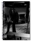 Ls #41 Crop 2 Spiral Notebook