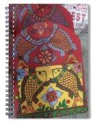 Ltr-#1 Spiral Notebook