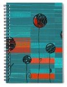 Lubi - S02-222b Spiral Notebook