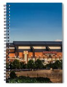 Lucas Oil Stadium Spiral Notebook