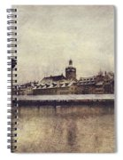 Lucerna, Kapellbrucke Spiral Notebook