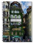 Lucerne 4 Spiral Notebook