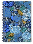 Lucia's Flowers Spiral Notebook