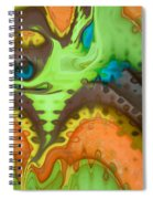 Lucid Dreaming Spiral Notebook