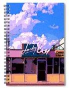 Lucky Boy Spiral Notebook