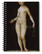 Lucretia Spiral Notebook