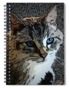 Luke Spiral Notebook