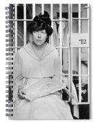 Lucy Burns (1879-1966) Spiral Notebook
