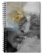 Lucy In The Sky With Diamonds  Spiral Notebook