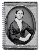 Lucy Stone, American Abolitionist Spiral Notebook