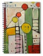 Lulu's Playground Spiral Notebook