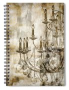 Lumieres II Spiral Notebook
