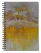 Luminescence Spiral Notebook