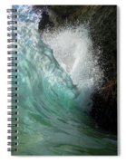 Luminosity Spiral Notebook