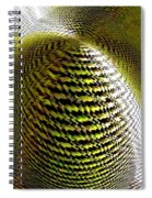 Luminous Energy 11 Spiral Notebook