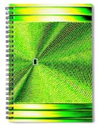 Luminous Energy 14 Spiral Notebook
