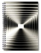 Luminous Energy 3 Spiral Notebook