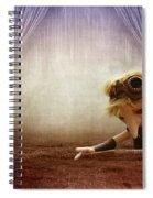 Lumuel In The Theatre Spiral Notebook