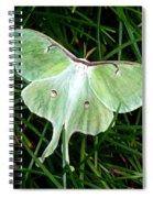 Luna Mission Accomplished Spiral Notebook