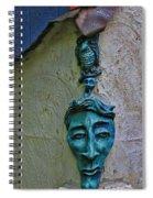 Luna Parc 41 Spiral Notebook
