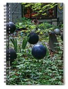Luna Parc 46 Spiral Notebook