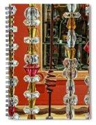 Luna Parc 50 Spiral Notebook