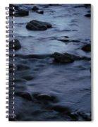 Lunar Flow Spiral Notebook