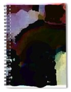 Lunch Counter Spiral Notebook