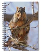 Lunch Spiral Notebook