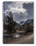 Lundy Lake Road Spiral Notebook