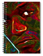 Lupe Fiasco Spiral Notebook