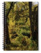 Lush Garden Spiral Notebook