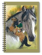 Lusitano Spiral Notebook
