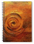 Lust Spiral Notebook