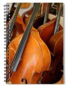 Luthier 4 Spiral Notebook