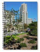 Luxury High Rise Apartments Spiral Notebook