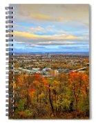 Lv Autumn Spiral Notebook