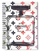 Lv Sunrise Spiral Notebook