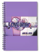 Lw Cover Spiral Notebook