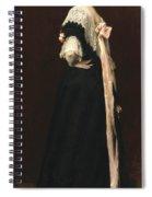 Lydia Field Emmet Spiral Notebook