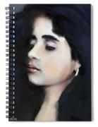 Lydia Spiral Notebook