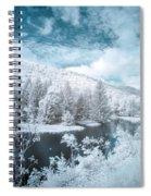 Lyman Run State Park 0376ir Spiral Notebook