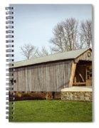 Lynchburg Covered Bridge Spiral Notebook