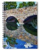 Lyndhurst Bridge Spiral Notebook