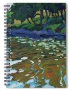 Lyndhurst Lake Spiral Notebook